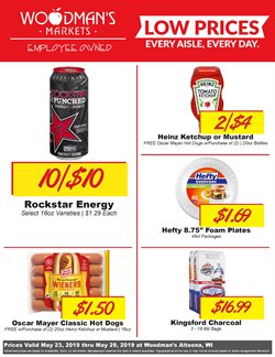 Woodman's deals in the Shorewood Hills WI weekly ad