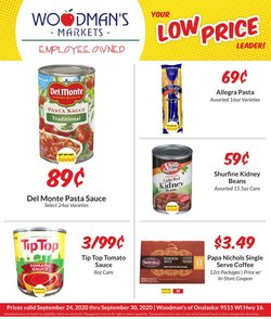 Grocery & Drug offers in the Woodman's catalogue in La Crosse WI ( 1 day ago )