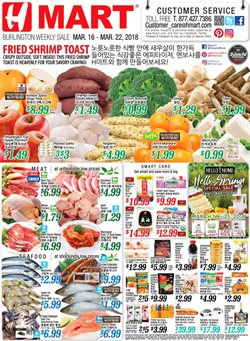 Hmart deals in the Salem MA weekly ad