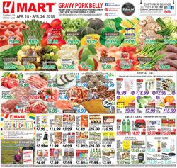 Hmart deals in the Los Angeles CA weekly ad