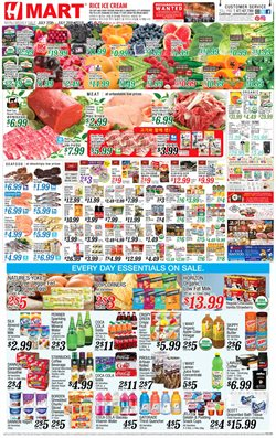 New deals in the Hmart weekly ad in New York