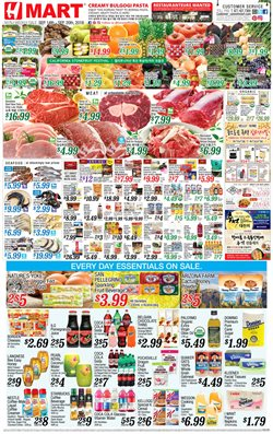 Hmart deals in the Yonkers NY weekly ad
