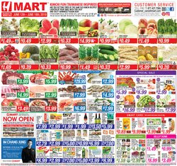 Hmart deals in the Hollywood CA weekly ad