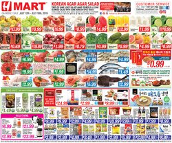 Grocery & Drug deals in the Hmart weekly ad in Atlanta GA