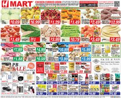 Grocery & Drug deals in the Hmart weekly ad in Sugar Land TX