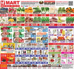 Hmart deals in the Long Beach CA weekly ad