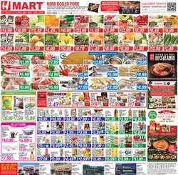 Grocery & Drug deals in the Hmart weekly ad in Norristown PA