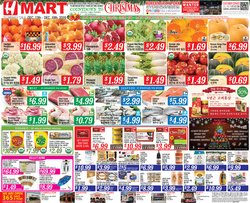 Hmart deals in the Jersey City NJ weekly ad