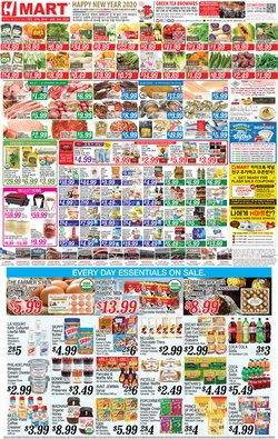 Grocery & Drug offers in the Hmart catalogue in Union City NJ ( More than a month )