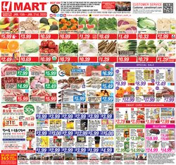 Hmart deals in the Covina CA weekly ad