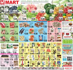 Grocery & Drug offers in the Hmart catalogue in Woodside NY ( Expires today )