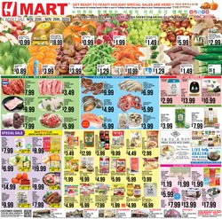 Hmart catalogue in Chicago IL ( Expires today )