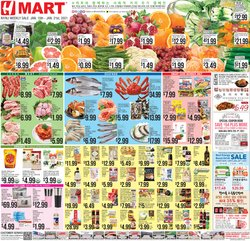 Grocery & Drug offers in the Hmart catalogue in Newark NJ ( Expires today )