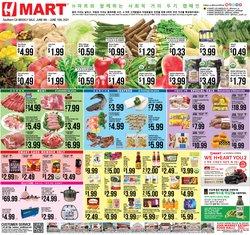 Grocery & Drug deals in the Hmart catalog ( 3 days left)