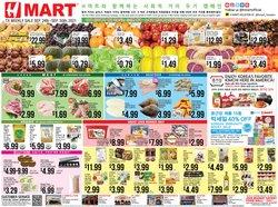 Hmart deals in the Hmart catalog ( 4 days left)