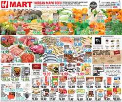 Hmart deals in the Forest Park GA weekly ad