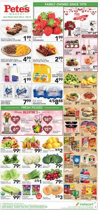 Pete's Fresh Market catalogue in Chicago IL ( Expires today )