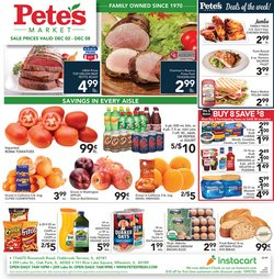Pete's Fresh Market catalogue ( 3 days left )