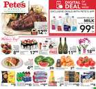 Grocery & Drug offers in the Pete's Fresh Market catalogue in Wheaton IL ( Expires today )