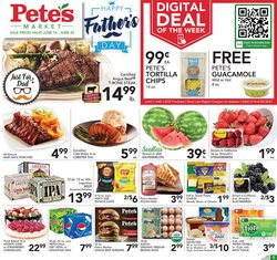 Grocery & Drug deals in the Pete's Fresh Market catalog ( Published today)