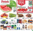 Pete's Fresh Market catalogue ( Published today )
