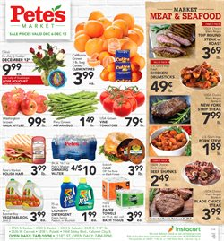 Pete's Fresh Market deals in the Hammond IN weekly ad