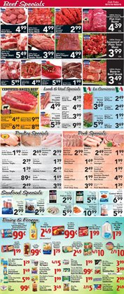 Saw deals in the Eurofresh Market weekly ad in Chicago Heights IL