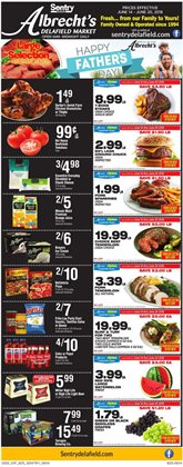 Sentry deals in the Madison WI weekly ad
