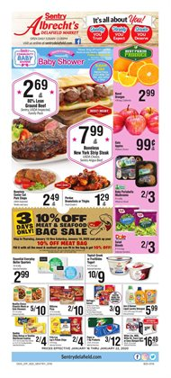 Sentry deals in the Shorewood Hills WI weekly ad