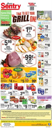 Grocery & Drug offers in the Sentry catalogue in Delavan WI ( 1 day ago )