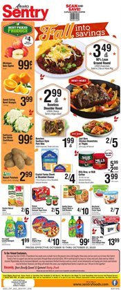 Grocery & Drug offers in the Sentry catalogue in Janesville WI ( Expires today )