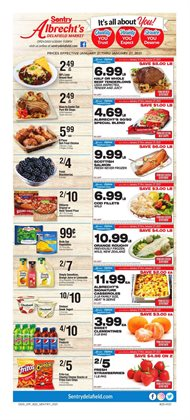 Grocery & Drug offers in the Sentry catalogue in Janesville WI ( 1 day ago )