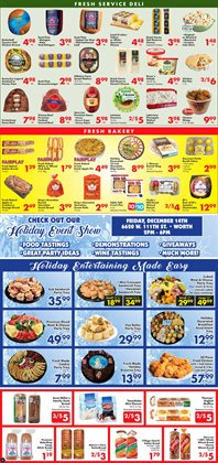 Salad deals in the Fairplay weekly ad in Chicago IL