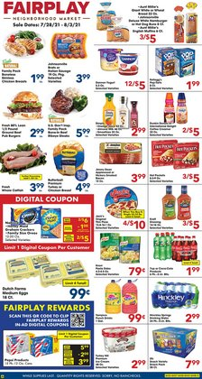 Grocery & Drug deals in the Fairplay catalog ( 2 days left)