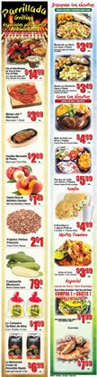 El Ahorro deals in the Houston TX weekly ad