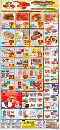 Cleaners deals in the El Ahorro weekly ad in Sugar Land TX
