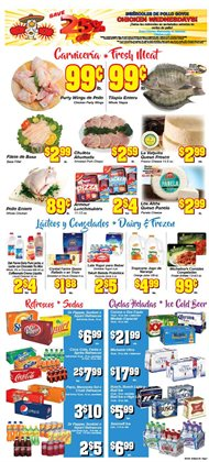 Water deals in the El Ahorro weekly ad in Humble TX