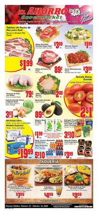 El Ahorro catalogue in Dallas TX ( Expires tomorrow )