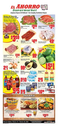 Grocery & Drug offers in the El Ahorro catalogue in Conroe TX ( Expires tomorrow )
