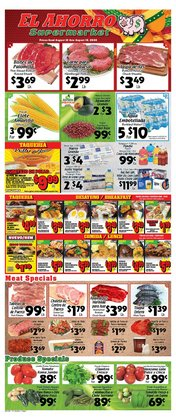 Grocery & Drug offers in the El Ahorro catalogue in Hemet CA ( 2 days ago )