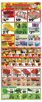 Grocery & Drug offers in the El Ahorro catalogue in Dallas TX ( 3 days left )