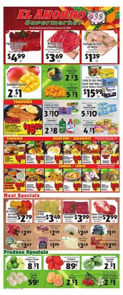 Grocery & Drug offers in the El Ahorro catalogue in Conroe TX ( 2 days ago )