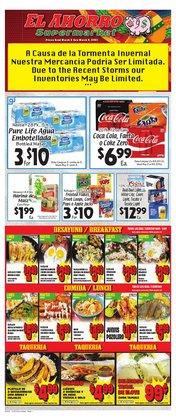 Grocery & Drug offers in the El Ahorro catalogue in Dallas TX ( Expires tomorrow )