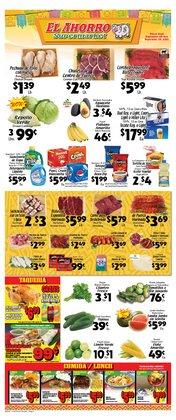 El Ahorro deals in the El Ahorro catalog ( 3 days left)