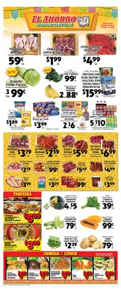 Grocery & Drug deals in the El Ahorro catalog ( Expires today)