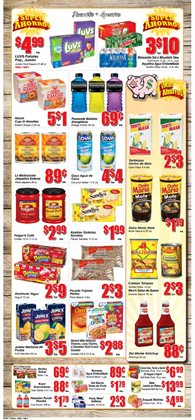 Diapers deals in the El Ahorro weekly ad in Houston TX
