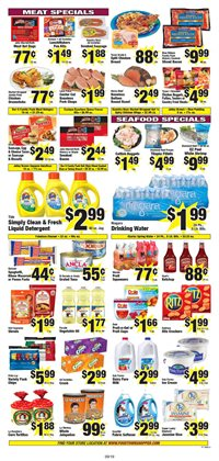 Water deals in the Food Town Store weekly ad in Humble TX