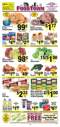 Food Town Store deals in the Humble TX weekly ad