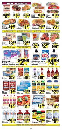 Furniture deals in the Food Town Store weekly ad in Baytown TX