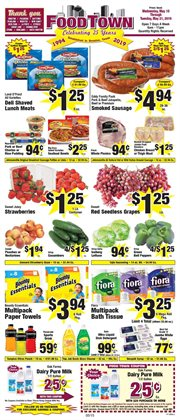 Grocery & Drug deals in the Food Town Store weekly ad in Humble TX